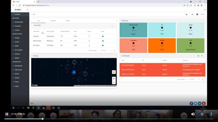 IMPAQT IMS interface